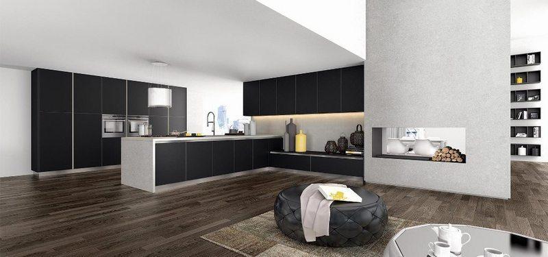 Ampliare gli spazi con una Cucina Arredo3