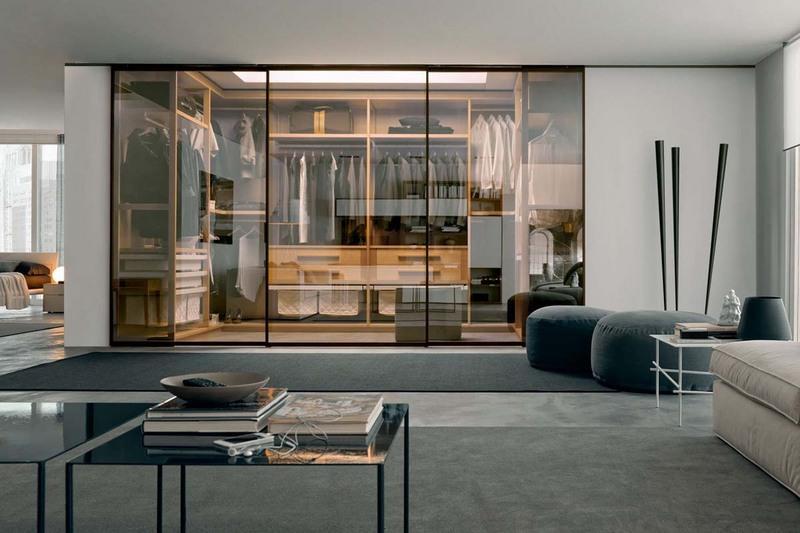 Cabina armadio stile moderno e sofisticato - Non Solo Cucine