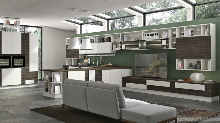 cucine ampia scelta di colori materiali e rifiniture