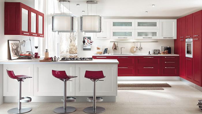 Cucine Moderne Grandi.Cucine Grandi Moderne