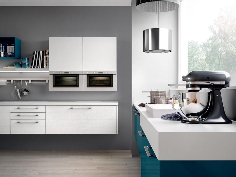 La praticit del doppio forno nella tua cucina non solo - Descrivi la tua cucina ...